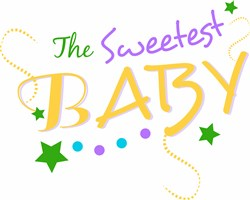 The Sweetest Baby print art