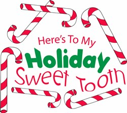 Holiday Sweet Tooth print art