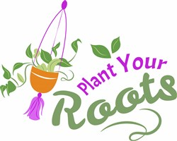 Plant Your Roots print art