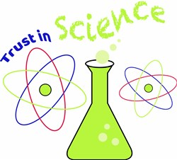 Science Trust In Science print art