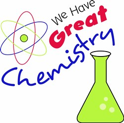 Science We Have Great Chemistry print art