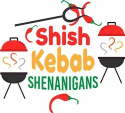 BBQ Shish Kebab Shenanigans print art