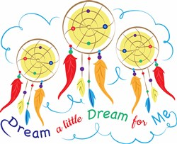 Dreamcatcher Dream A Little Dream For Me print art