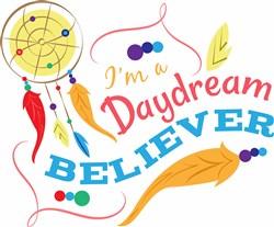 Dreamcatcher I m A Daydream Believer print art