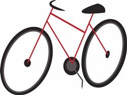 Bike Base print art