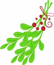 Mistletoe Base print art