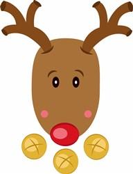 Rudolph Base print art