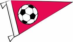 Soccer Base print art