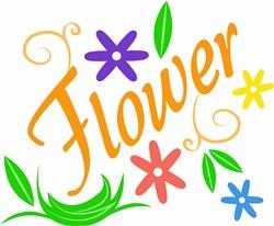 Flower Base print art