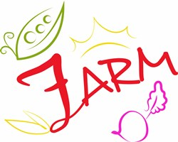 Farm print art