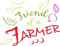Friend Of A Farmer print art