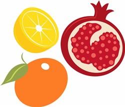 Fruits print art