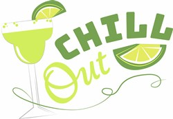 Chill Out print art