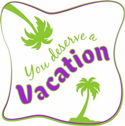 A Vacation print art