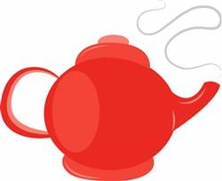 Teapot print art
