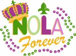 NOLA Forever print art