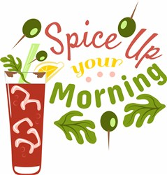 Spice Up Your Morning print art