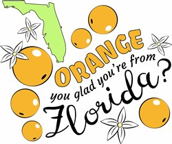 Youre From Florida print art