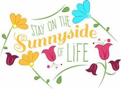 Sunnyside Of Life print art