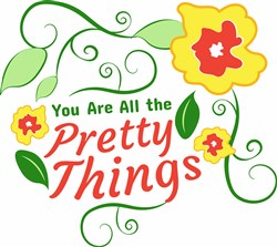 Pretty Things print art