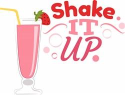 Shake It Up print art