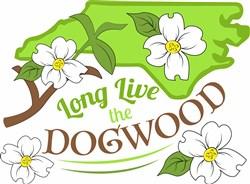 The Dogwood print art