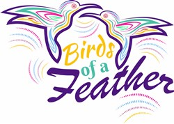Birds Of A Feather print art