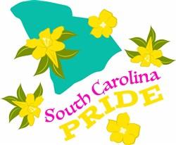 South Carolina Pride print art