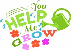 Help Me Grow print art