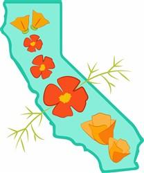 California Poppies print art
