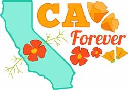 CA Forever print art