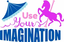 Your Imagination print art
