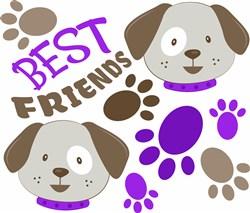 Best Friends print art