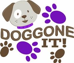 Doggone It print art