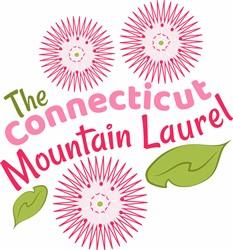 Mountain Laurel print art