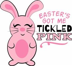 Tickled Pink print art