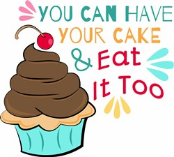 Have Your Cake print art
