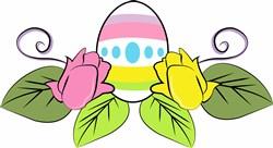 Easter Egg print art