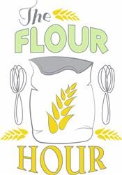 The Flour Hour print art