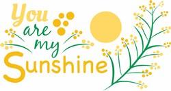 My Sunshine print art