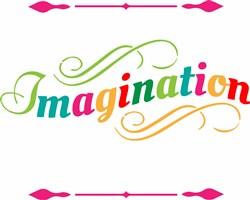 Imagination print art