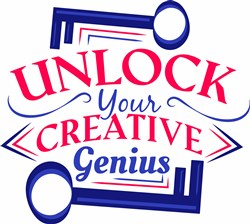 Creative Genius print art
