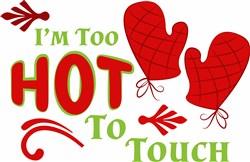 Too Hot print art