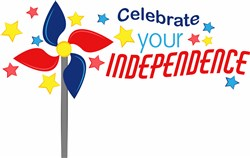 Celebrate Independence print art