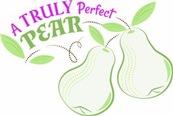 Perfect Pear print art
