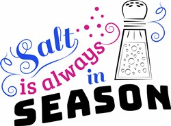 Salt In Season print art