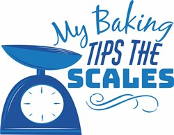 Tips The Scales print art