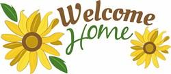 Welcome Home print art