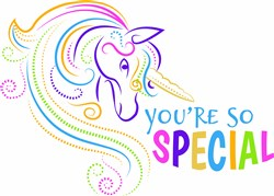 Youre So Special print art