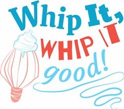 Whip It Good print art